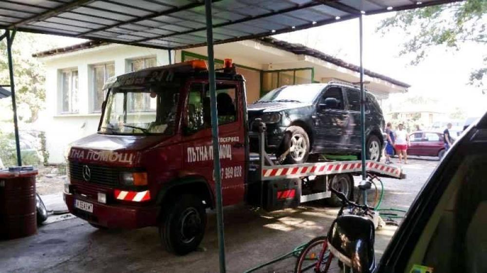 Автосервиз и денонощна пътна помощ Бургас