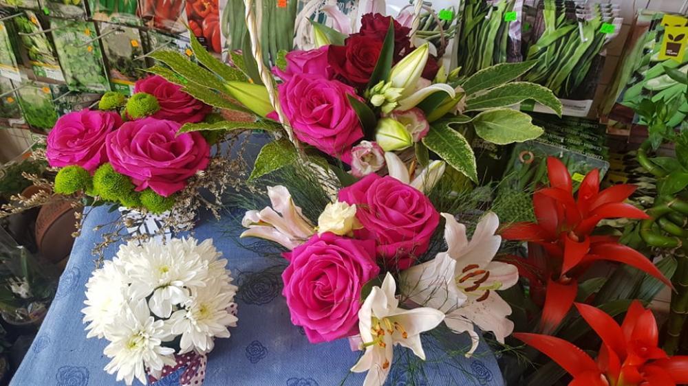 Магазин за цветя Приморско