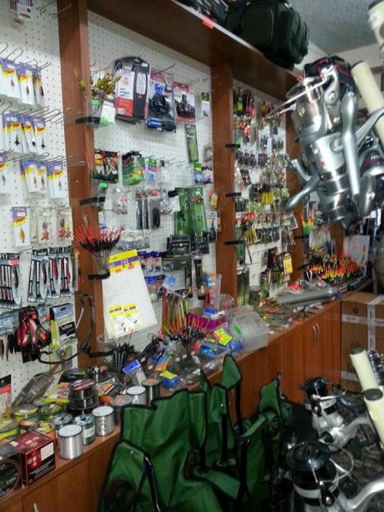 Магазин за рибарски принадлежности МАЙСТОРСКИ РИБОЛОВ - Бургас