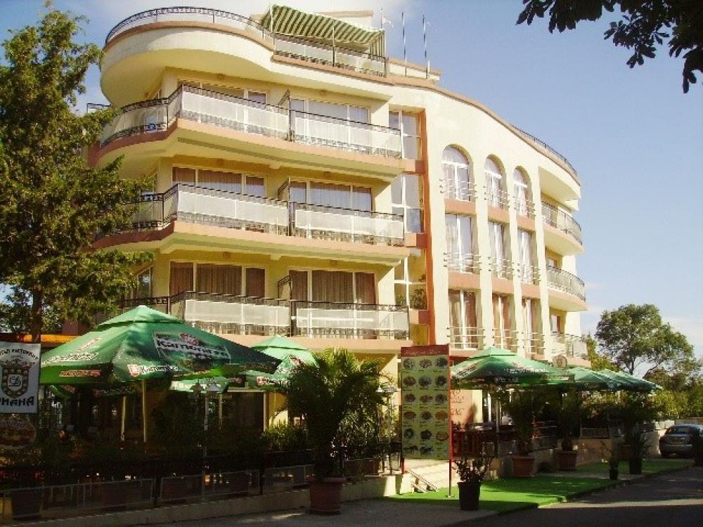 Хотели - Семеен хотел ДИАНА