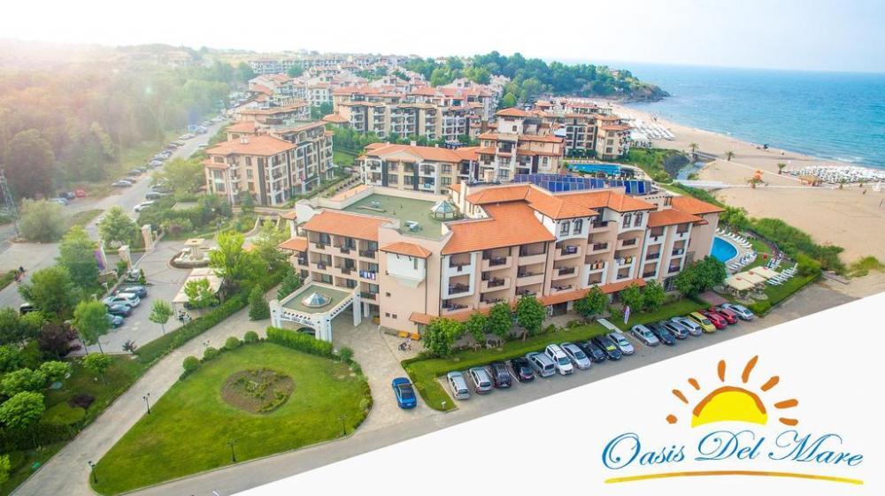 Хотели - Хотелски комплекс ОАЗИС ДЕЛ МАРЕ